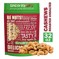 32 oz Cashews