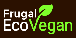 Frugal Eco Vegan Logo