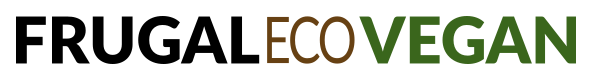 Frugal Eco Vegan Logo