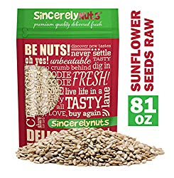 81 oz Sunflower Seed Kernels